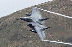 McDonnell Douglas F-15E Strike Eagle LN AF91605 492FW 031-1