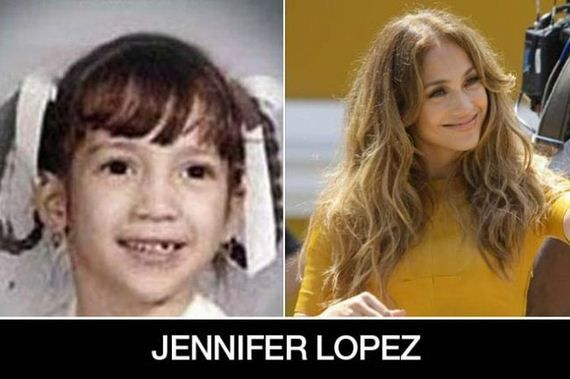 Jennifer Lopez Celebrities Then And Now Celebrity Families Celebrities