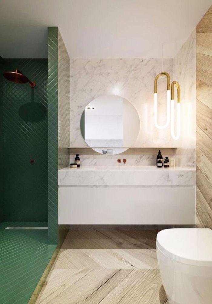 15 inspirations pour une salle de bain moderne Inspiration