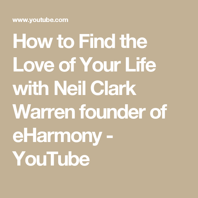 Clara Brooks Neil Finding The Love Warren Your Clark Life Of materials