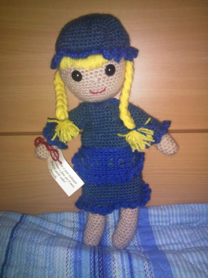 Bambola Giada
