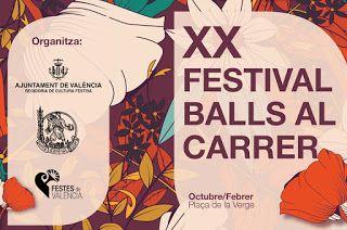 """FALLAS Y FIESTAS DE VALENCIA """"LA MECHA"""": FALLAS 2017: """"BALLS AL CARRER"""""""
