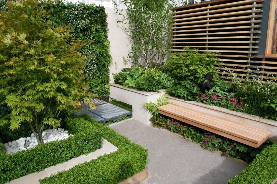 Exclusive Garden Design Inspiration To Be Applied In Gorgeous - diseo de jardines urbanos