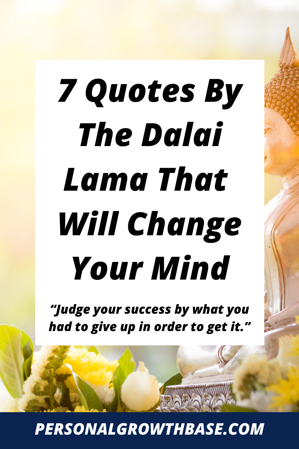 7 Quotes By The Dalai Lama That Will Change Your Mind How Are You Feeling Dalai Lama Mindfulness