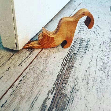 Cat Wooden Door Stop Wedge CNC Cut Template Free Vector cdr …