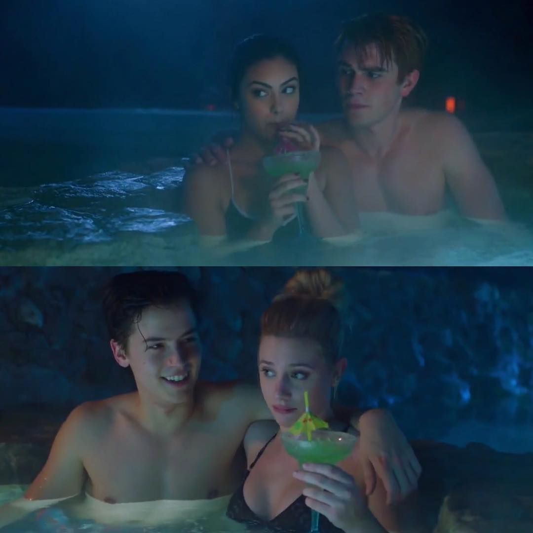 Lili Reinhart On Instagram Who Remembers When Jughead And Veronica