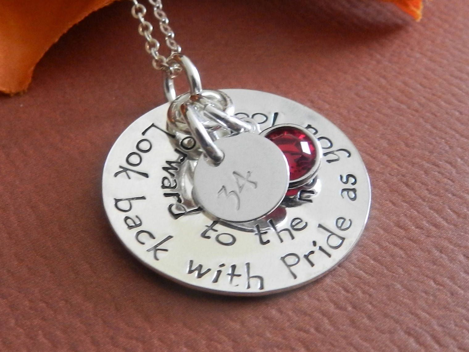 Inspirational retirement gifts for women in sterling