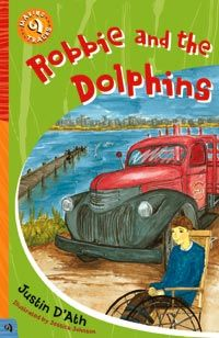 National Museum of Australia - Robbie and the Dolphins, by Justin D'Ath
