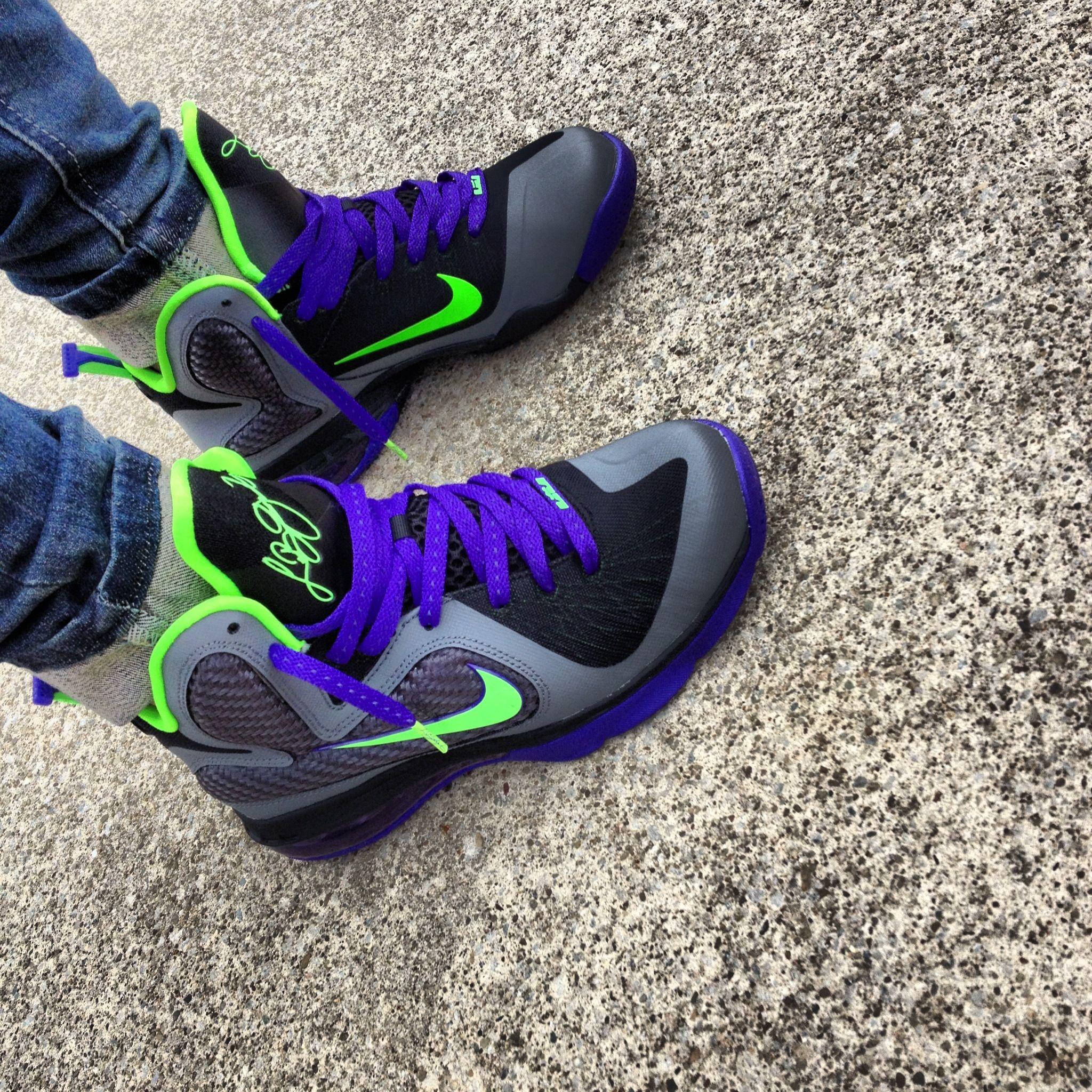 watch 27724 07b6a LeBron 9 Jokers..Got Em