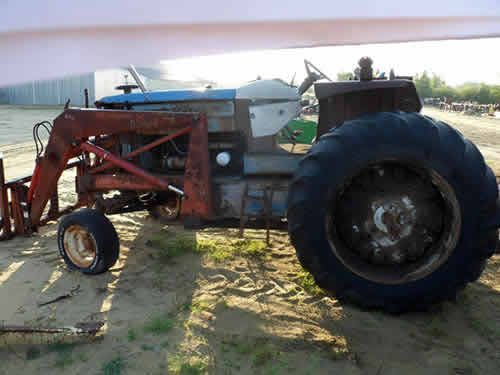 Pin By All States Ag Parts On Ford Ag Equipment