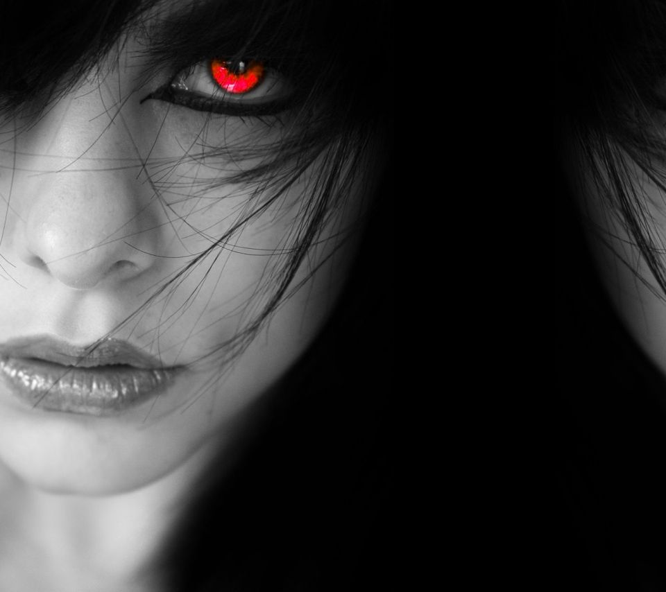 Pin by wendy burtrum on black and white with red white eyes black