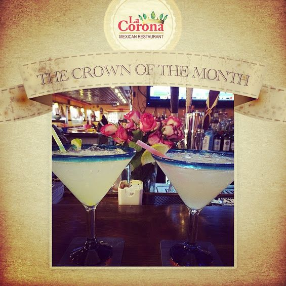 And the winner of the $30 La Corona Gift Certificate for December - certificate winner