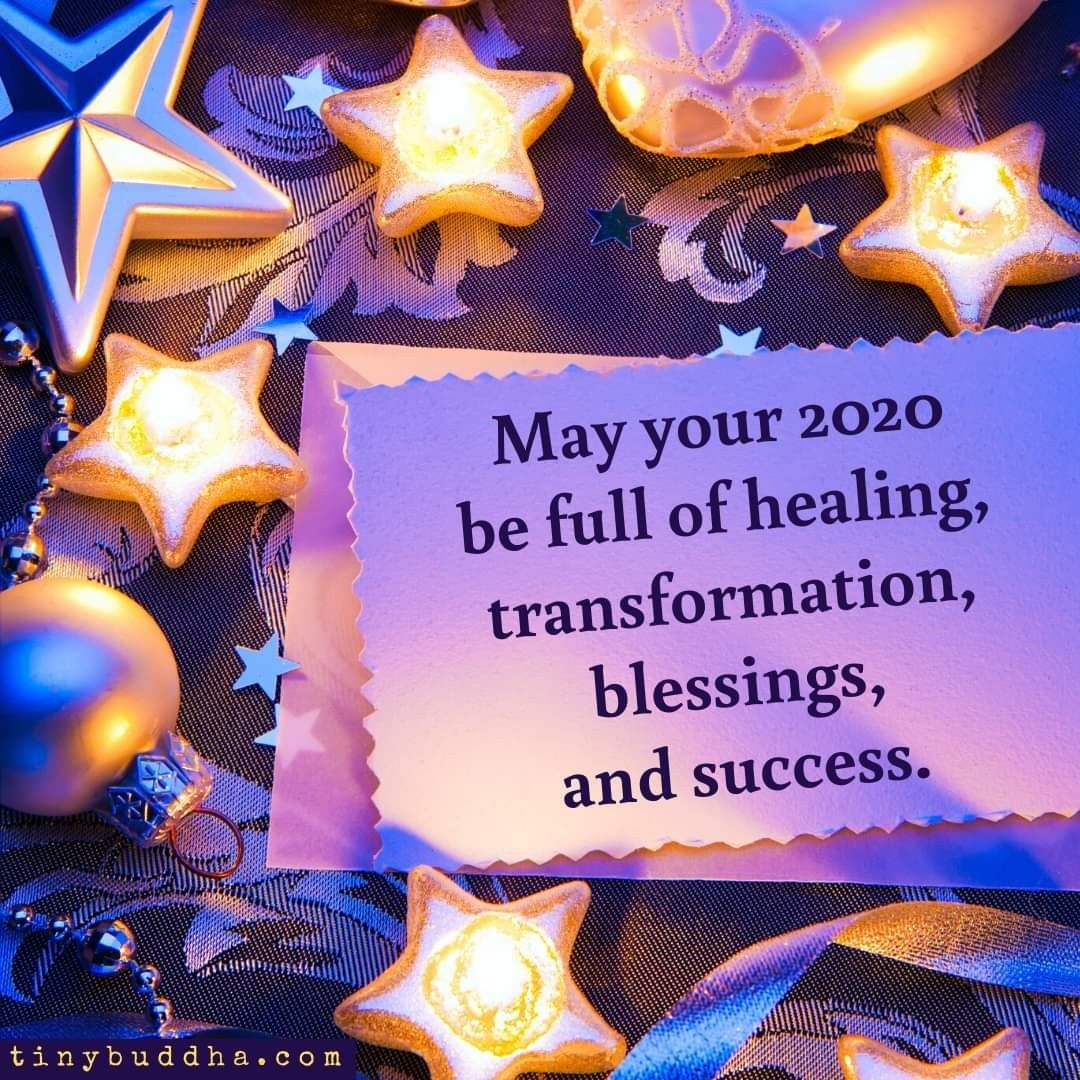 2020 Wishes + New Year Greetings by May in 2020 Tiny buddha