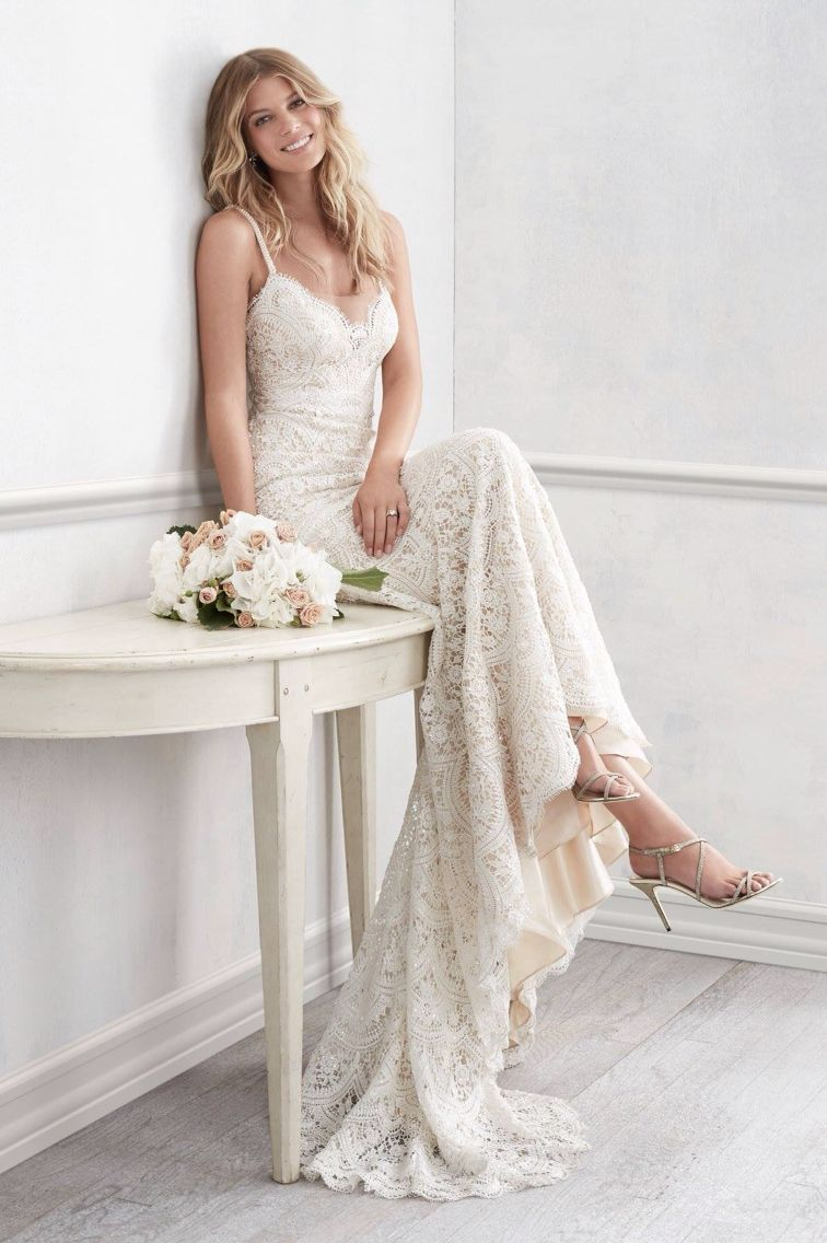I just love this dress...Wtoo gowns are effortlessly beautiful and ...