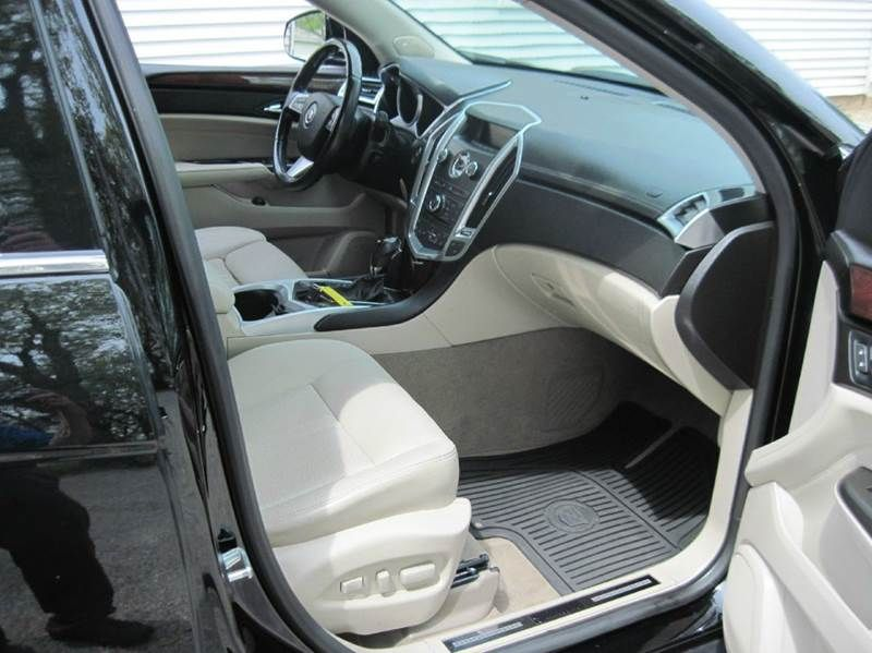 2012 Cadillac Srx Luxury Collection 4dr SUV In shelbyville IL - Grabb Motors