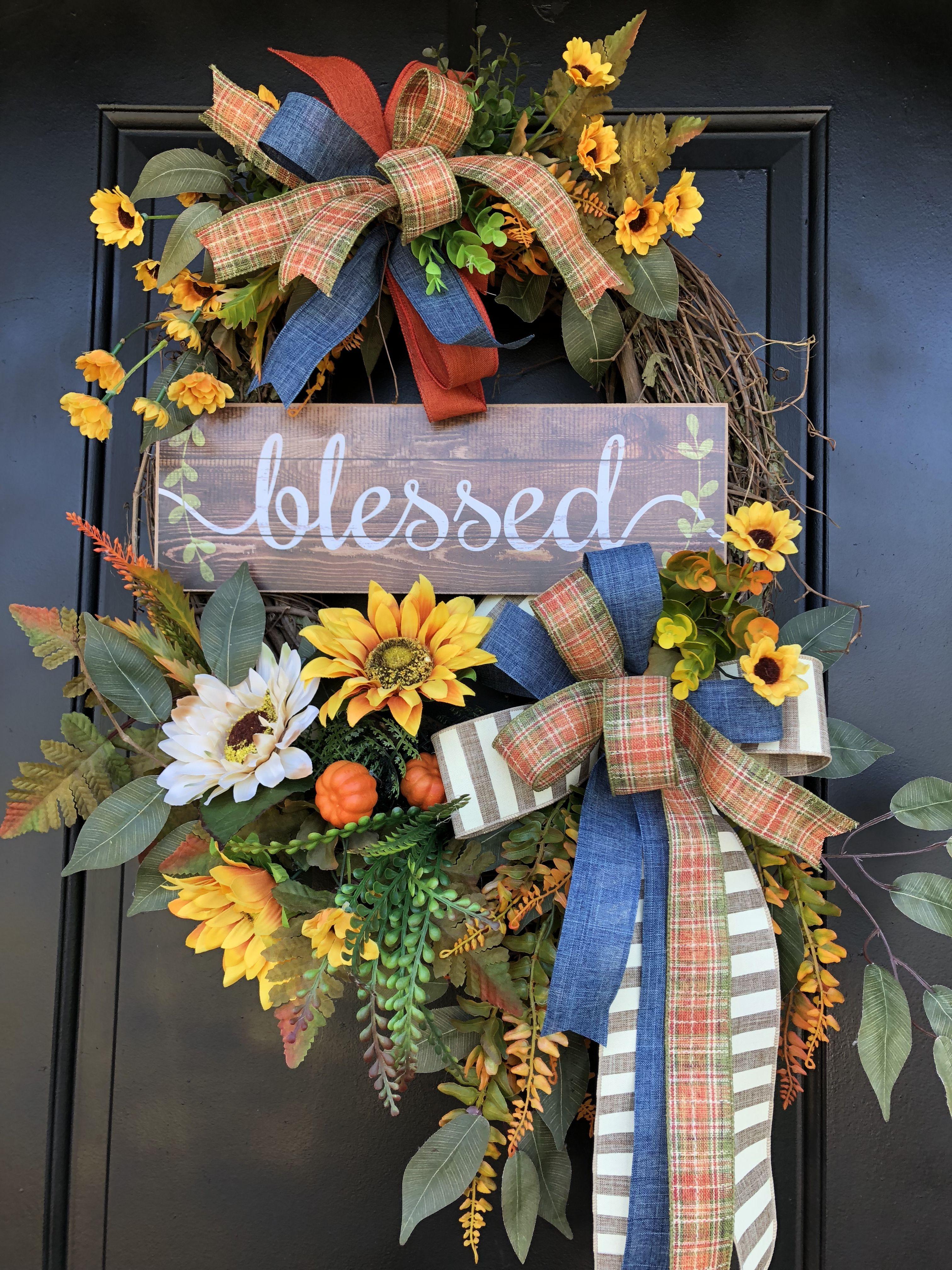 Pin By Sassy Doors On Sassy Doors Fall Wreaths Thanksgiving Wreaths Fall Diy