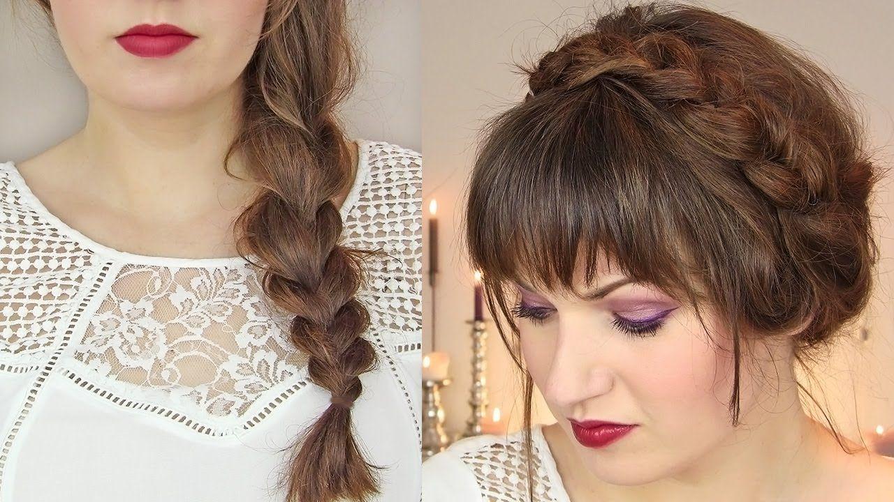 Cute braided hairstyles for thin hair cute hairstyles for thin