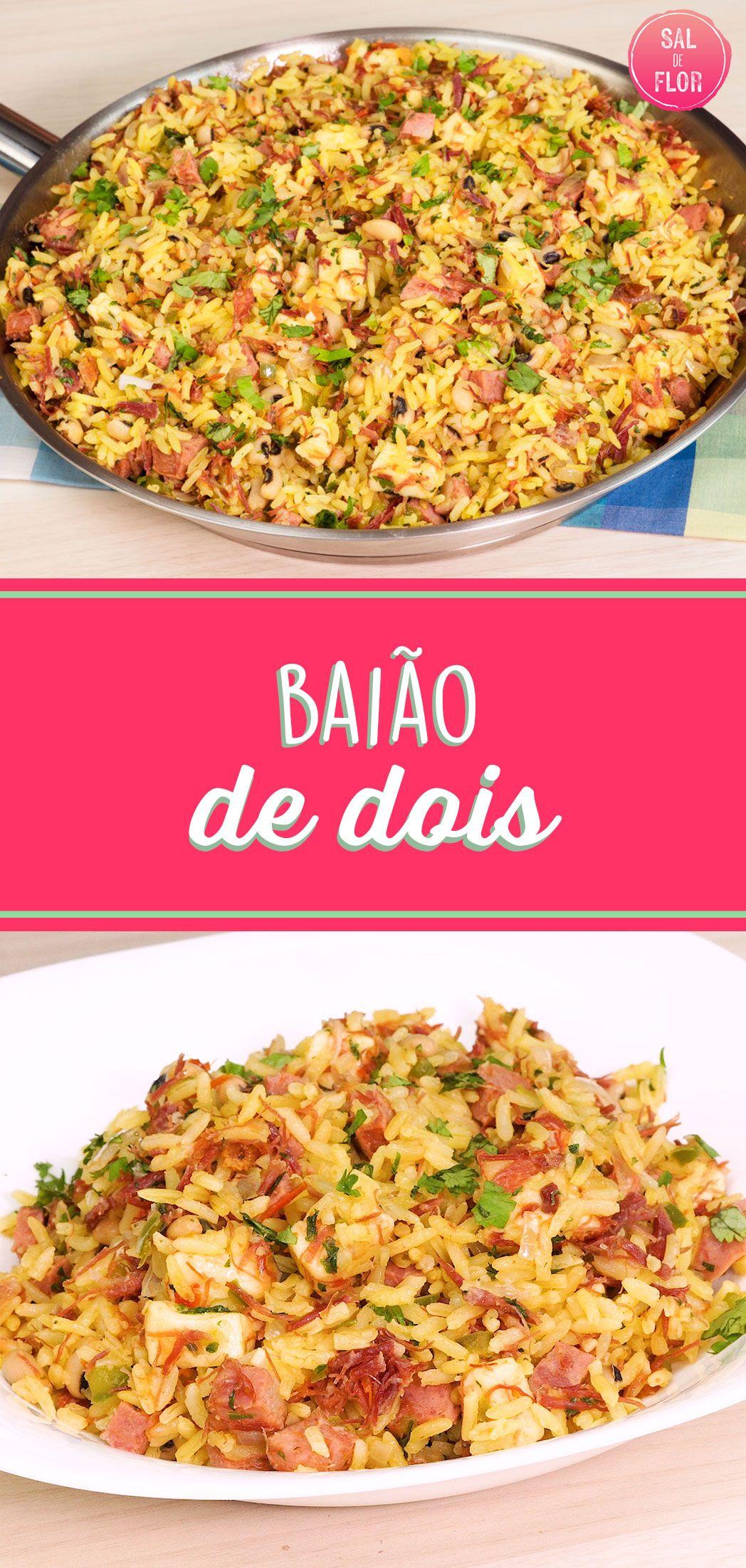 Baiao De 2 Com Imagens Receitas Culinaria Nordestina