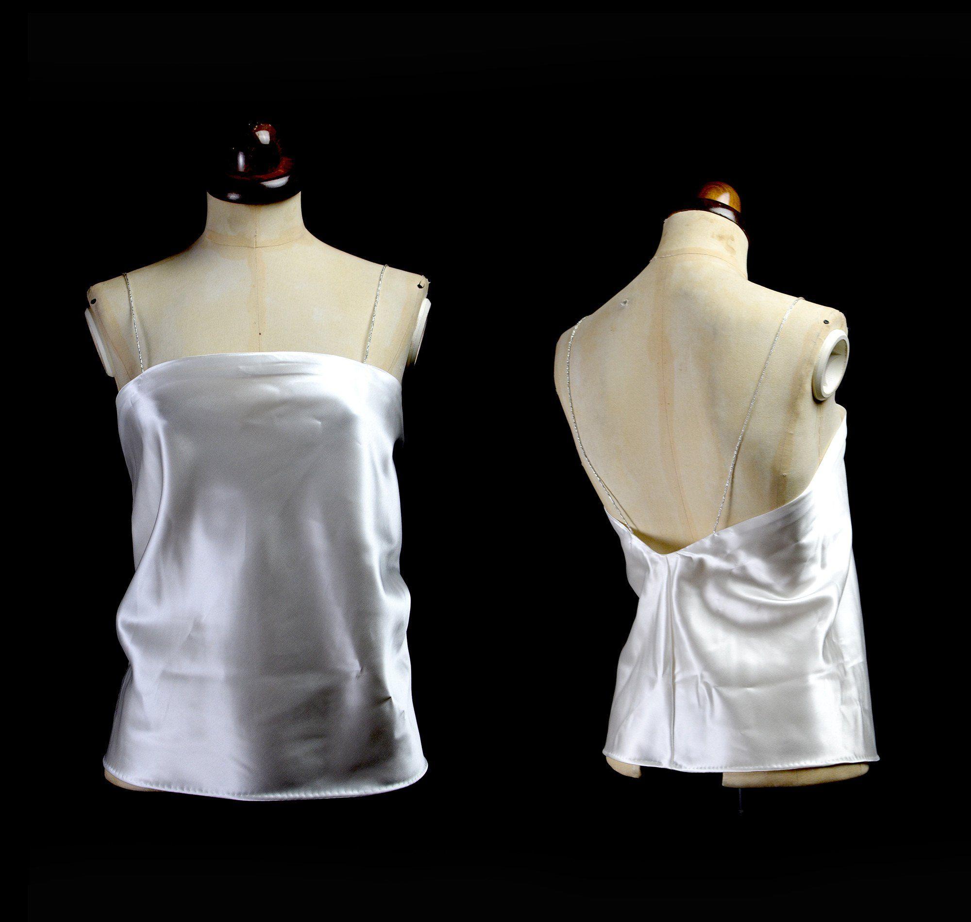 db65fc4c50 Amelia - Silk Camisole Top – ALEXANDRAKING | Alexandra King - Bridal ...