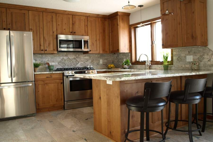 Kitchen designs with peninsulas google search kitchen for Search kitchen designs
