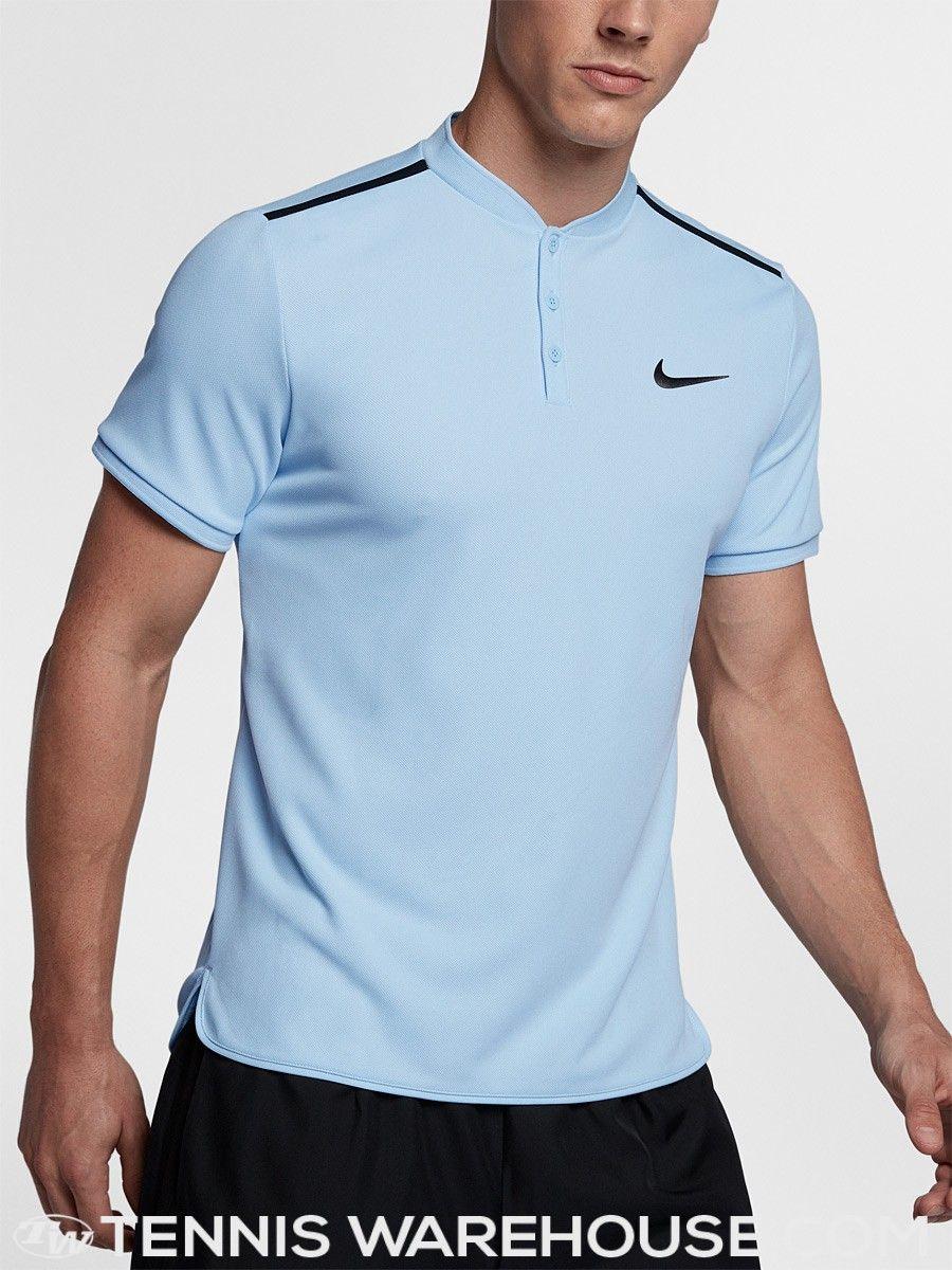 966087cb Nike Men's Winter Advantage Henley Tennis Wear, Tennis Warehouse, Nike Men,  Polo Ralph