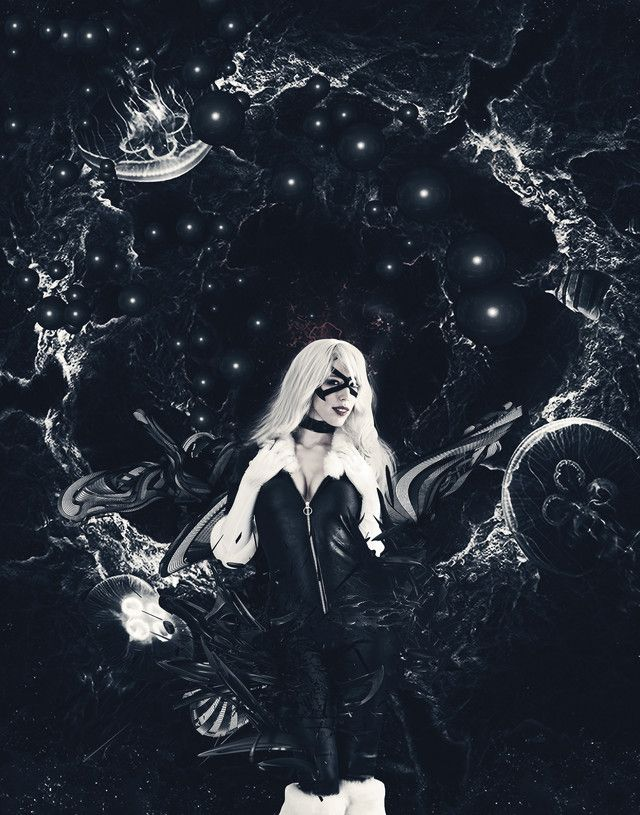 Black Cat by Anotherplanet