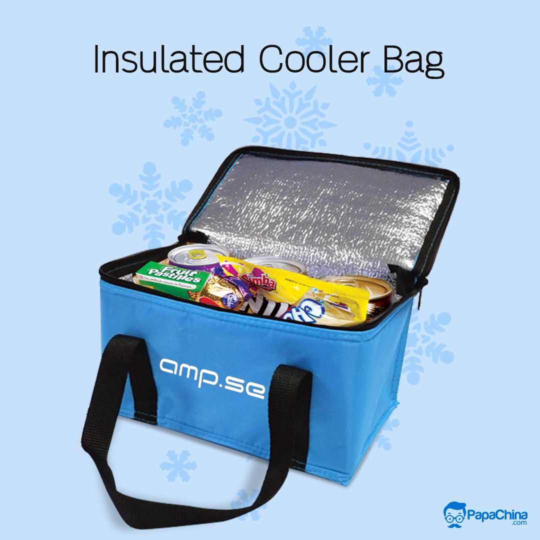 Custom Non Woven Insulated Cooler Bags Wholesale Supplier From China At Papachina Fun Bags Cooler Bag Bags