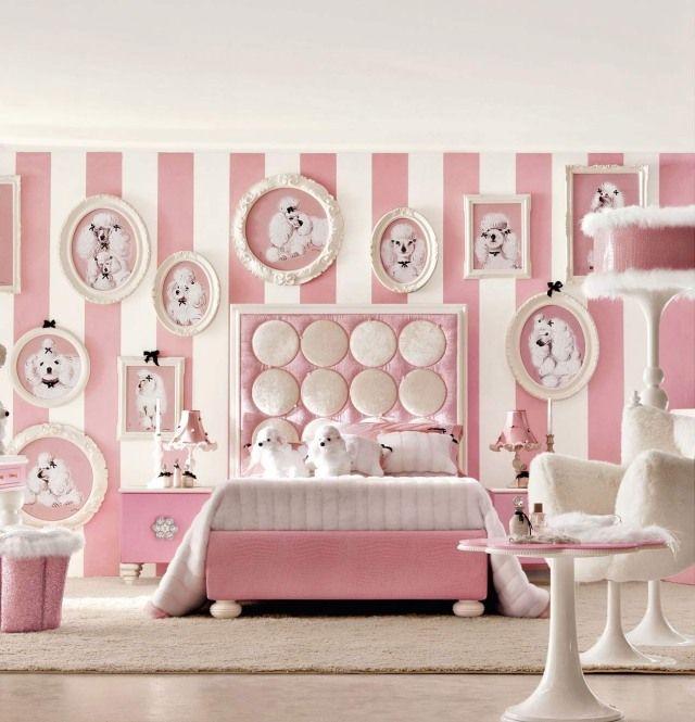 Déco chambre fille- idées formidables et conseils utiles | Deco ...