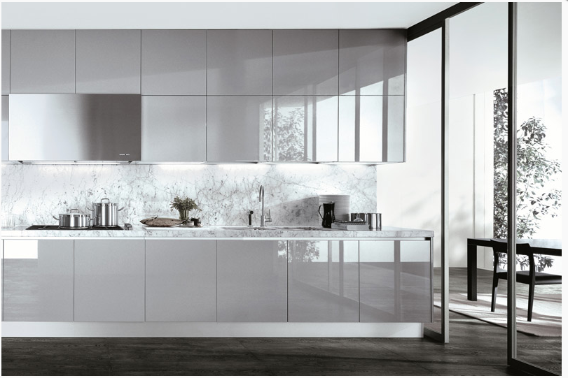 Poliform Kitchen at the Perry Toronto | kuchnie/kitchens | Pinterest ...