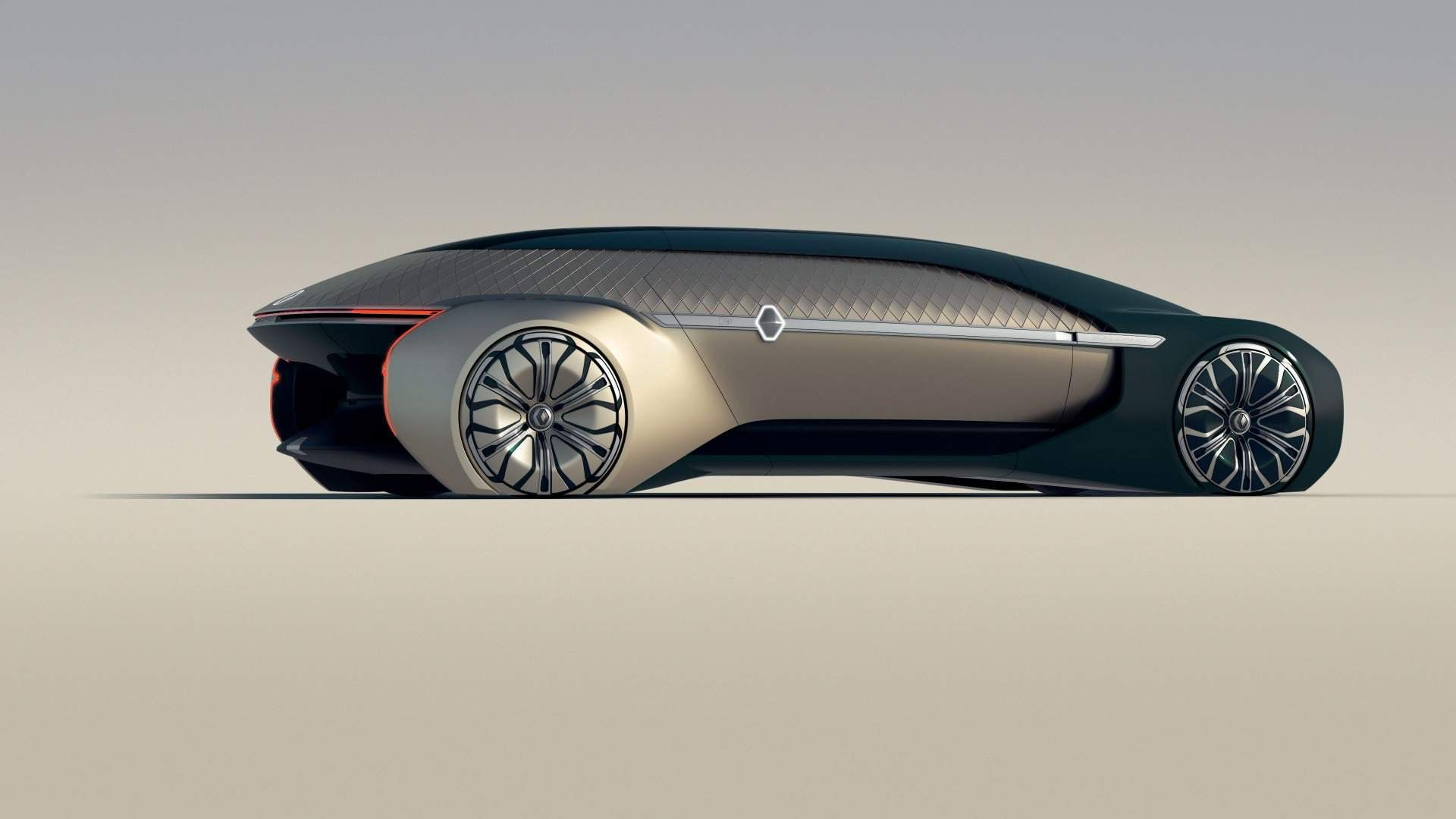 Renault Ez Ultimo Concept Envisions Self Driving Luxury Lounge Car