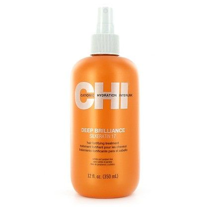 4b6558e6ac Repairing chemically damaged hair using CHI hair fortifying treatment -  what it is and what it does