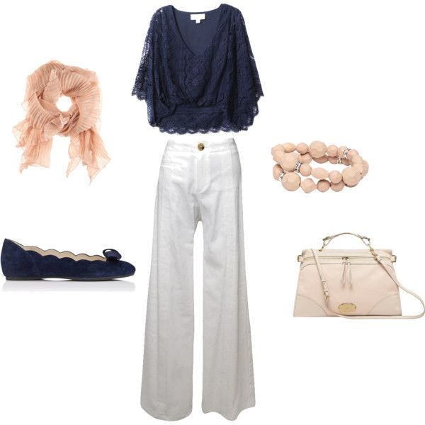 My first Polyvore creation! =)