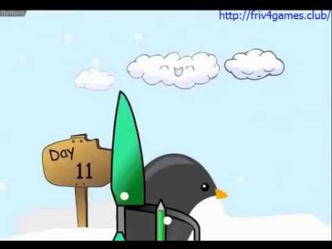 play learn to fly now at friv4games club you ll be a penguin