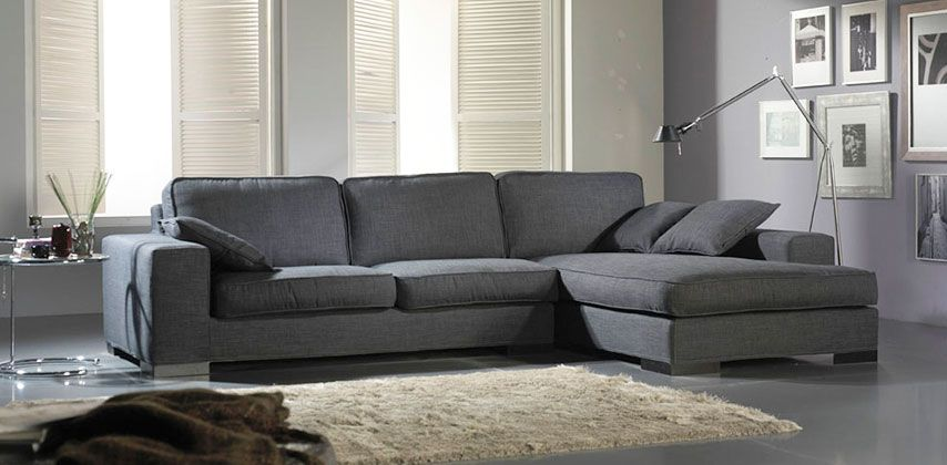 Sofás chaise-longue Barcelona : sofa chaise long - Sectionals, Sofas & Couches