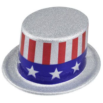 GLITTER BOWLER HAT Fancy Party Plastic Costume Cap Fun Dress Up Sparkle New