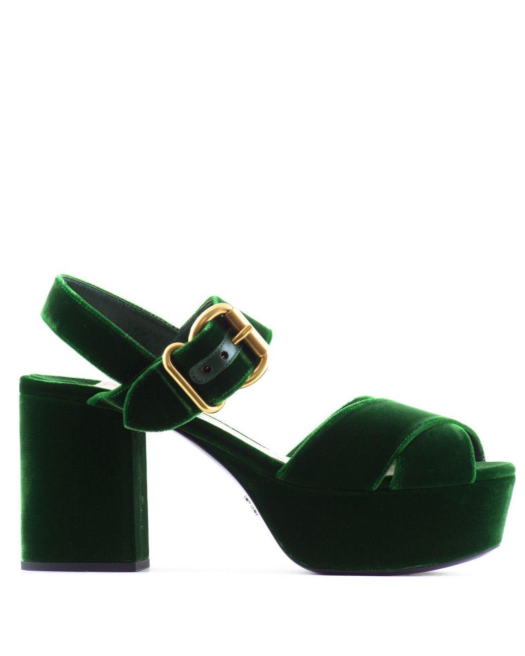 2be017bc45313 Women s Velvet Platform Sandals
