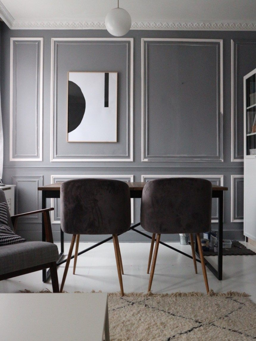 how to create architectural wall panels moldings a step on wall panels id=22241