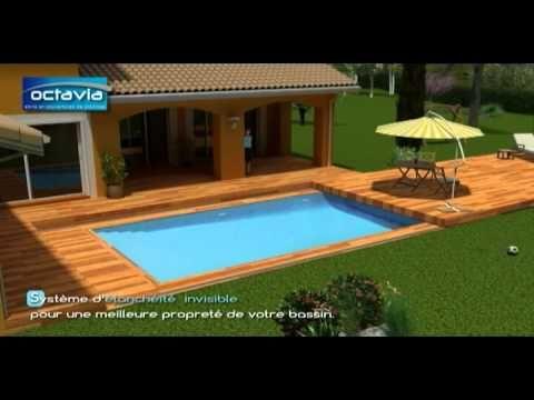 Terrasse mobile posée à Cap Ferret Octavia Terrasses mobiles - location maison cap ferret avec piscine