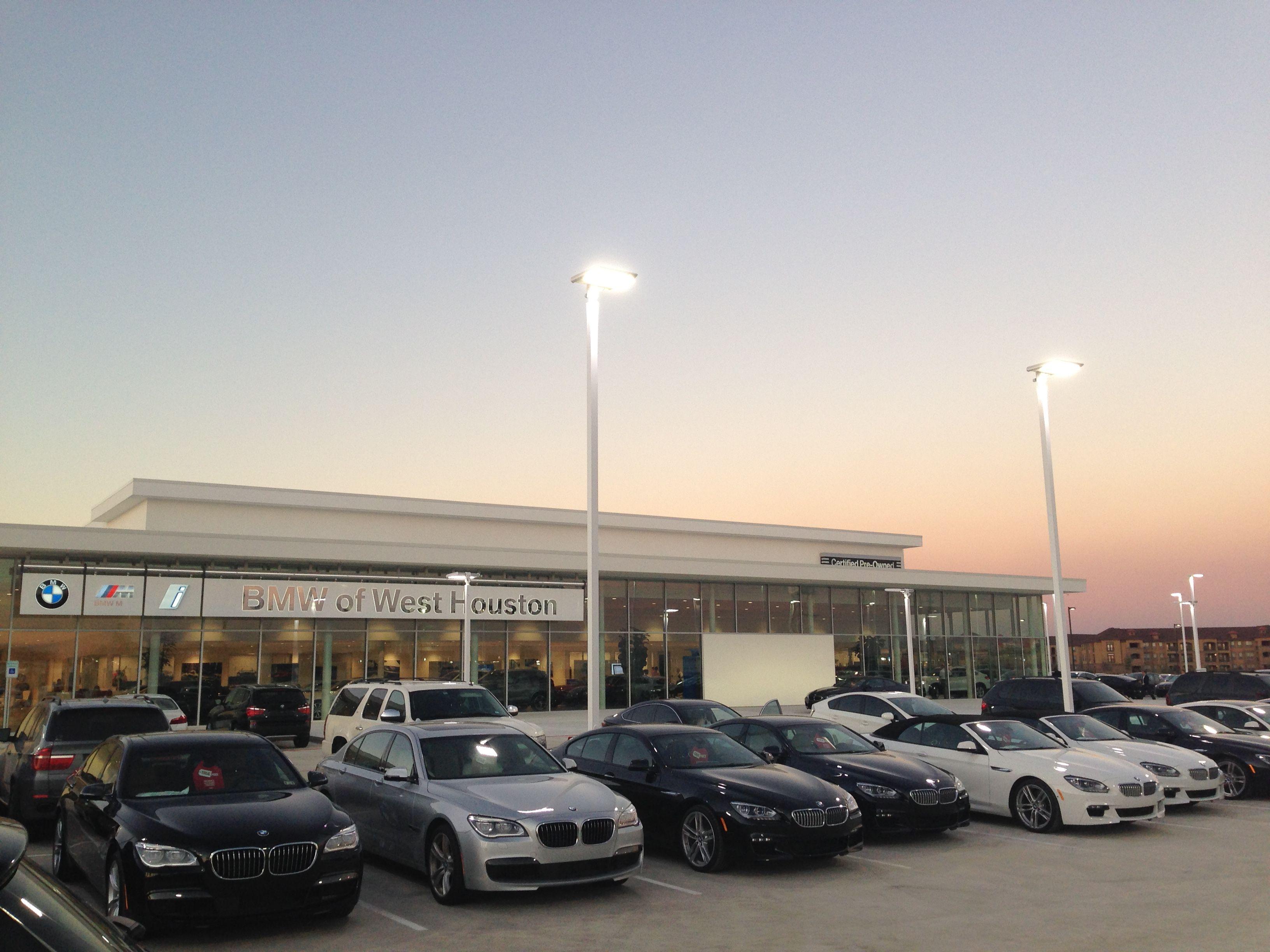 BMW of West Houston Dealership serving Katy & Sugar Land