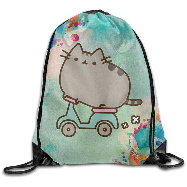 Amazon.com : Best I Am Pusheen The Cat Backpack Bag : Sports U0026.