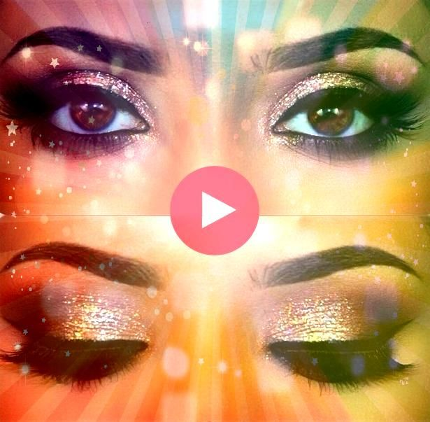 and shine Bold Eyeshadow Looks To Inspire Your Inner Makeup Artist  Page 3 of 10  BoredBugSparkle and shine Bold Eyeshadow Looks To Inspire Your Inner Makeup Artist  Page...
