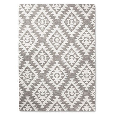 Area Rug Sahara Gray (5\'X7\') - Threshold, Gray Marble | Kitchens ...