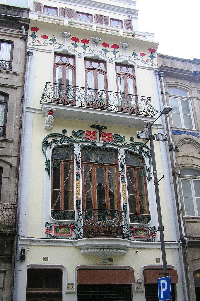 Um Pouquinho Do Conceito De Arte Nouveau Art Nouveau Janelas