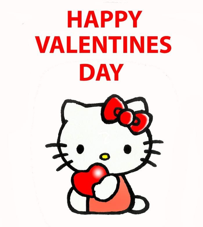 Happy Valentines Day For Friends Quotes: Happy-valentines-day-catmoji-friends-xoxo-from-ipo-laki