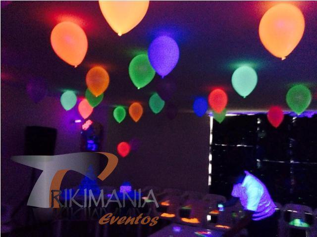 Decoracion tela neon buscar con google fiesta sofia - Neones decorativos ...