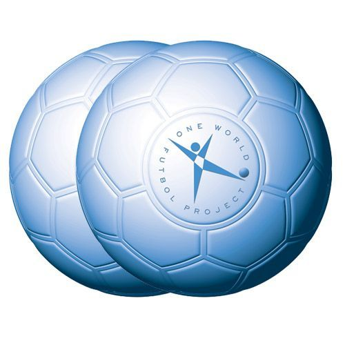 El balón indestructible para el 3er mundo.  dff59e805f3ef