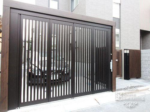 天使のボレロ ミサワデザイナーズ 建築実例の紹介 住宅 外観 茶色の家 建築デザイン