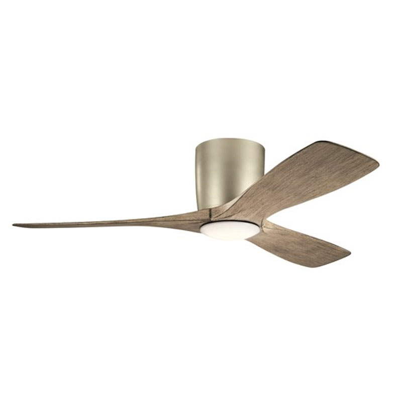 Volos Ceiling Fan With Light By Kichler 300032ni In 2021 Ceiling Fan With Light Ceiling Fan Fan Light Kichler ceiling fans with lights