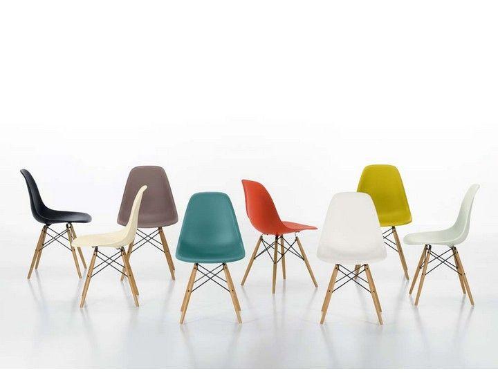 Krzesło EPC DSW (Eames Plastic Chair)