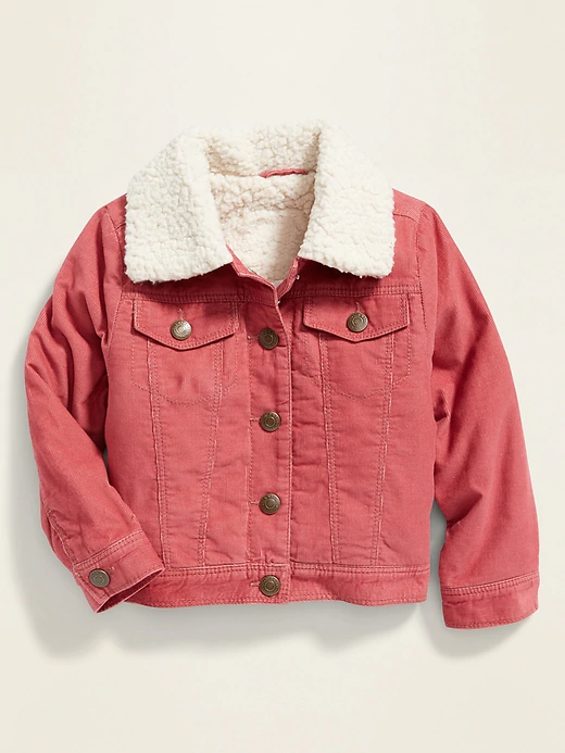 NIce Little Boys and Baby Warm Sherpa Lined Fleece Outerwear Vest